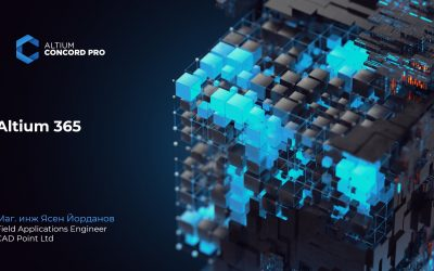"""Altium 365 Product Preview"" webinar – link"