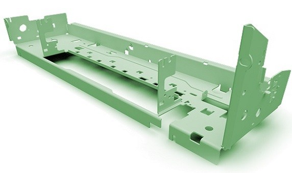 Design and prepare complex sheet metal products for manufacturing