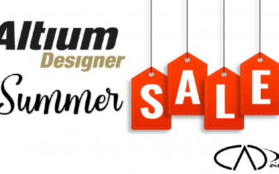 Altium Designer – лятна промо кампания с горещи намаления