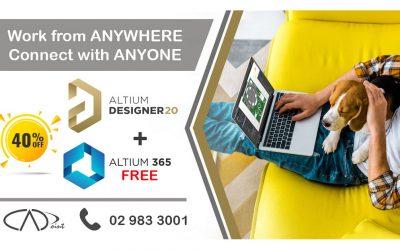 Altium Designer Promo до 24.05.20
